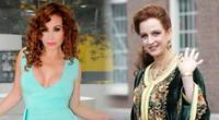 Hija de Janet Barboza cuenta que confundieron a su mamá con la princesa de Marruecos [VIDEO]
