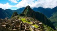 Machu Picchu es uno de los lugares más visitados por los turistas.