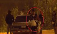 Ante la falta de autoridades, el hombre logró huir del lugar luego de agredir a la mujer en una fiesta COVID