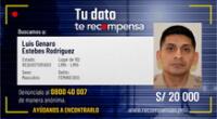 La Policía continúa con la búsqueda del ex militar Luis Estebes Rodríguez acusado por feminicidio