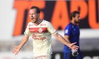 Novick es el autor del gol del triunfo de la 'U' sobre UTC.