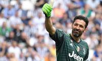 A la edad de 43 años Luigi Buffon le dije adiós a la Juventus.