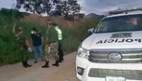 Policía fue atacado en intervención
