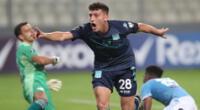 Sporting Cristal no pudo ante Racing en Lima