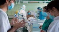 """""""Ocho meses después del diagnóstico solo hubo tres pacientes que ya no mostraron su positividad a la prueba (de anticuerpos)"""", explicaron el ISS y el San Raffaele en un comunicado, refiere EFE."""
