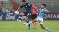 Sporting Cristal y Racing por la fecha 4 de la Fase de Grupos de la Copa Libertadores 2021.