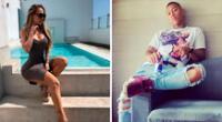 Futbolista y modelo se dejaron de seguir en Instagram.