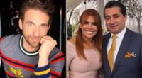 Rodrigo González cree que Magaly Medina se reconciliará con notario: