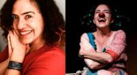 La actriz Wendy Ramos recibió la primera dosis de la Pfizer y ahora debe volver en junio para la segunda.