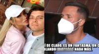Fabio Agostini se enfrenta a Ignacio Baladán por Paula Manzanal: