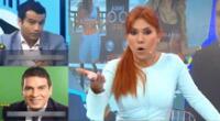 Magaly criticó comentarios machistas de periodistas deportivos a Fátima Segovia y Jossmery