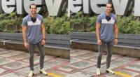 El modelo Guty Carrera sorprendió a sus seguidores al mostrarse en las instalaciones de Televisa, donde participaría nuevamente de Guerreros México.