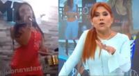 Magaly Medina indignada por 'privaditos' de Dayanita y espera que la sancionen