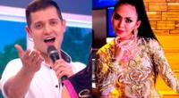 El ex chico reality Gino Pesaressi no pudo contenerse a los encantos de Linda Caba y le dedicó una romántica canción.