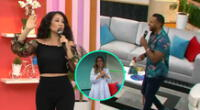 Janet Barboza apareció presentando América Hoy junto a Giselo, cuando usualmente es Ethel Pozo quien da inicio al programa. ¿Qué ocurrió?
