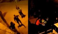 Tres policías que participaban en una fiesta fueron intervenidos por su colega mediante disparos