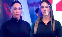 Melissa Loza logró vencer a su hermana Tepha una competencia y pasó a la fila de la 'Guerreros'.