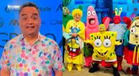 Jorge Benavides promete hacer reír a sus televidentes este sábado en JB en ATV.