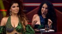 Usuarios en redes no están a favor de las críticas de Janet Barboza a María Grazia Polanco