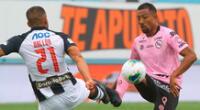 Alianza y Boys empatan 0-0 en el Estadio Alberto Gallardo.