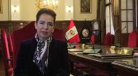 Presidenta del Poder Judicial Elvia Barrios participó en foro virtual de Comisión de Prevención del Delito de Naciones Unidas