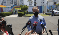 Jorge Muñoz pidió a la ciudadanía estar alerta frente a propuestas populistas.