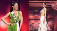 Estefanía Soto, Miss Puerto Rico, aseguró a un medio de su país que ella y otras candidatas se vieron perjudicadas en la gala del Miss Universo.