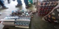Cigarrillos ilegales ingresan por frontera con Bolivia