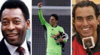 Arqueros por emergencia: Antes que Enzo Pérez otros jugadores de campo fueron al arco.