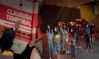 Intervienen a más de 60 personas en discotecas donde realizaban fiestas Covid