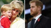 """El drama del Príncipe Harry tras muerte de la princesa Diana: """"Estaba dispuesto a tomar drogas y beber""""."""