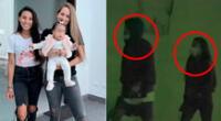 Melissa Klug se molestó con Samahara Lobatón por fiesta covid.