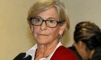 Susana Villarán es acusada por el delito de asociación ilícita para delinquir.
