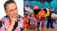 El cómico Jorge Benavides afirma que se divertirán de principio a fin en JB en ATV.