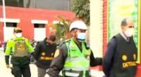 Delincuentes realizaban cupos en La Victoria