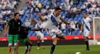 Ni el gol de Ormeño pudo salvar a  Puebla de la eliminación.