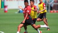 Alex Valera se tiene fe que la puede romper ante Colombia y  Ecuador.