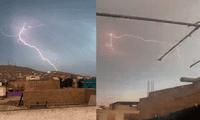 Rayos en Lima y Callao: Conoce en esta nota que hacer ante una tormenta y rayos en la capital