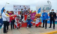 Aydee Loayza Huamán se ubicó en el tercer lugar en Maratón Bicentenario.
