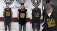 Dictan prisión contra banda de extranjeros que secuestraron a una menor de 13 años