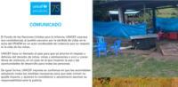 """Unicef califica el atentado terrorista de Sendero en el Vraem como un """"acto condenable de violencia""""."""
