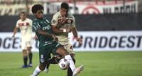 Universitario buscará ante Palmeiras en Sao Paulo la clasificación.
