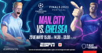 El encuentro Manchester City ante Chelsea marca un hito en la transmisión para personas con discpacidad visual.