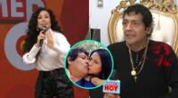 Toño Centella dio detalles de su reconciliación con Johana Rodríguez y Janet Barboza aprovechó para dedicarle unas palabras en vivo.