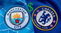 Manchester City vs. Chelsea.