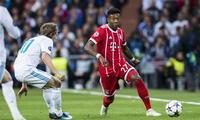 Alba en Bayern enfrentando a Modric, ahora serán compañeros en Real Madrid.