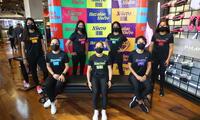 Paz Ramayon (Municipal), Adriana Dávila, Emily Flores y Lorena Cortez (Vallejo), Stephanie Vásquez y Xioczana Canales (Universitario y, Xiomara Canales (Alianza ) son protagonistas de la Liga femenina de fútbol.