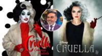 Hija de Andrés Hurtado se convierte en 'Cruella' tras el estreno de la película en Disney +