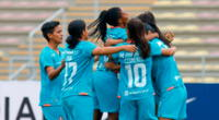 Universitario de Deportes fue el primer club en marcar en la Liga Femenina.