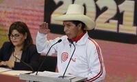 Pedro Castillo ganó el debate presidencial de Arequipa.